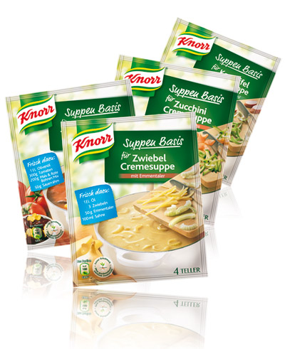 KNORR Suppen Basis